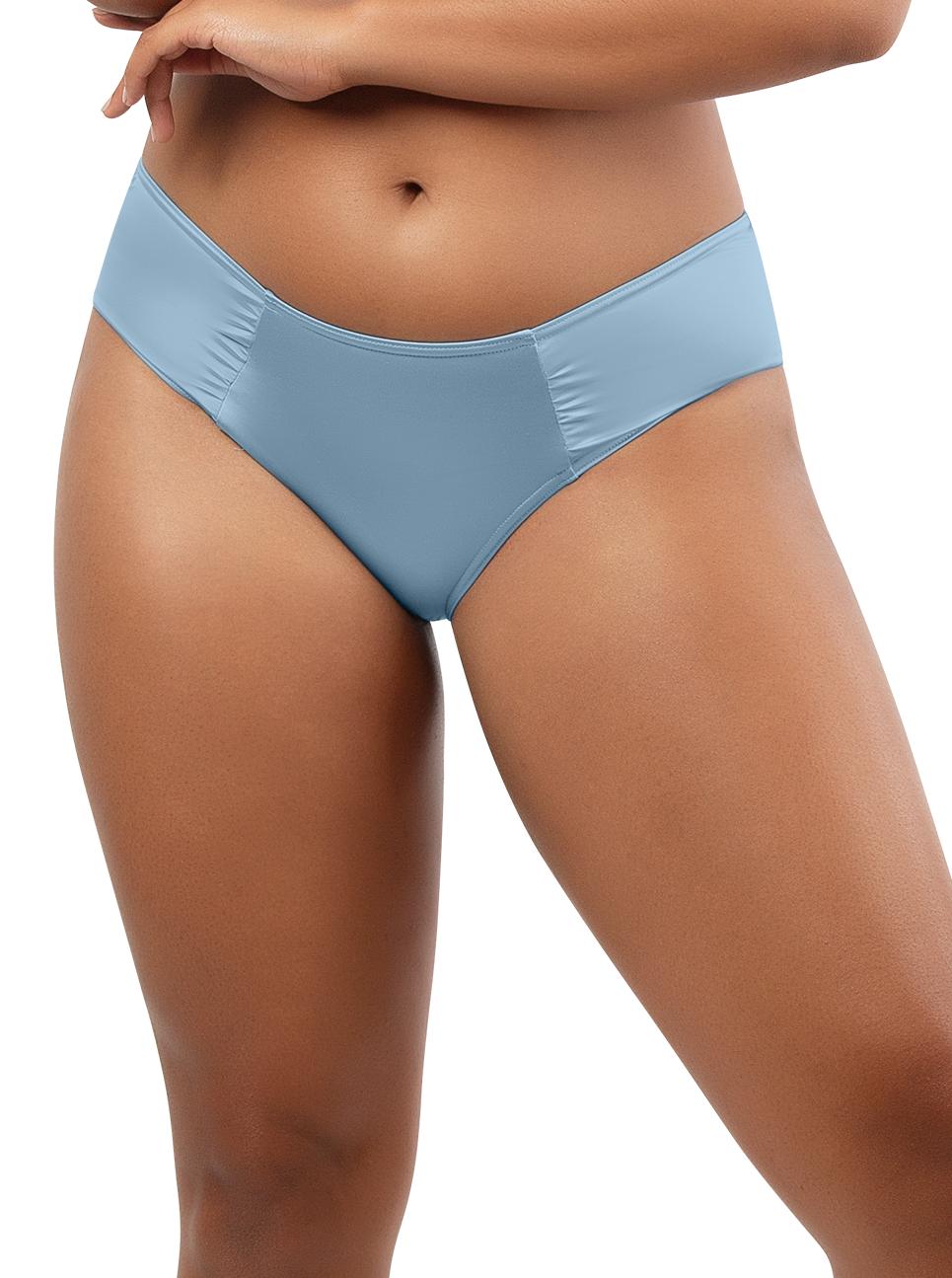 PARFAIT Rita Bikini BottomS8143 DreamBlue Front1 - Rita Bikini Bottom Dream Blue S8143