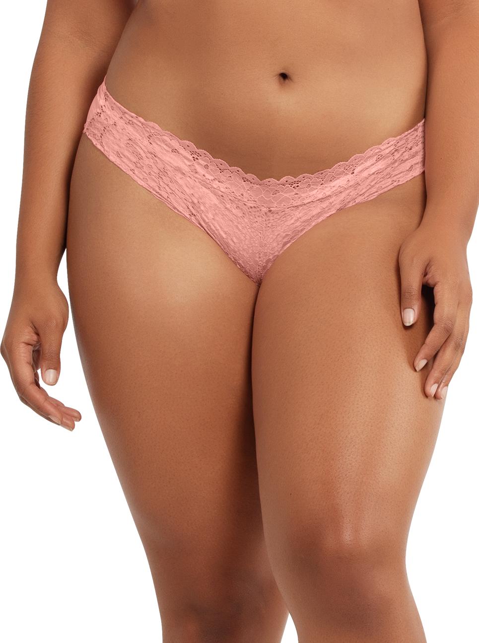 PARFAIT Adriana BikiniP5483 PeachBud Front - Adriana Bikini - Peach Bud - P5483