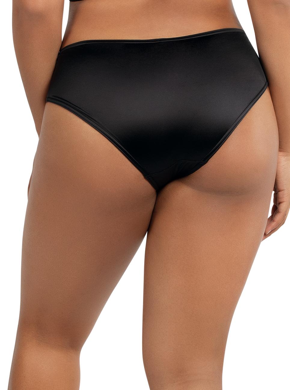 PARFAIT Rita BikiniBottomS8143 Black Back - Rita Bikini Bottom Black S8143