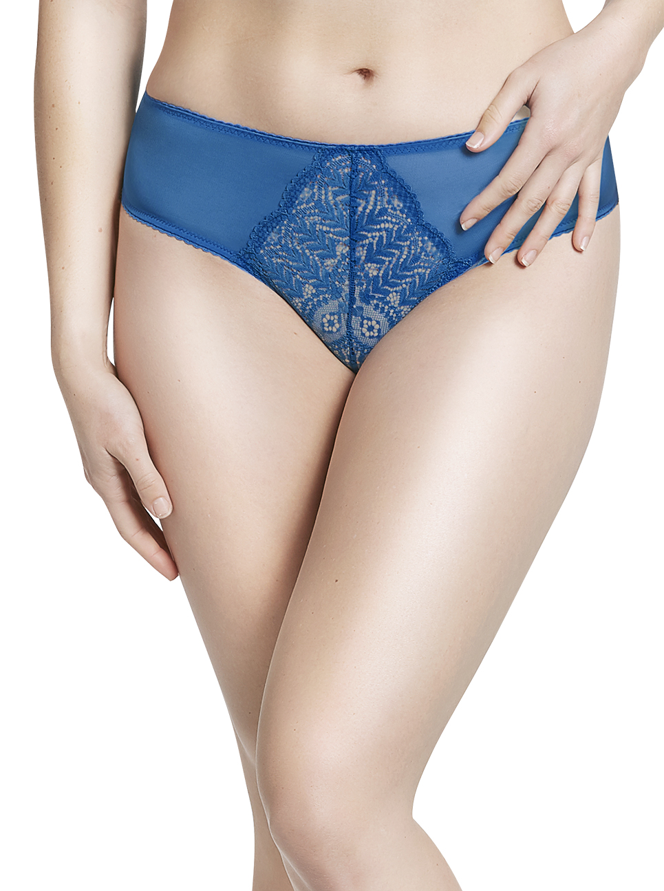 PARFAIT Mia Hipster P5955 FrenchBlue Front - Mia Hipster French Blue P5955