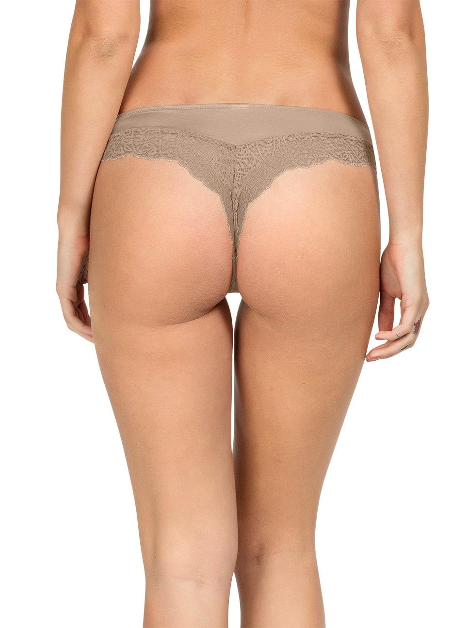 Nouveau Brazilian Thong - European Nude - A1534