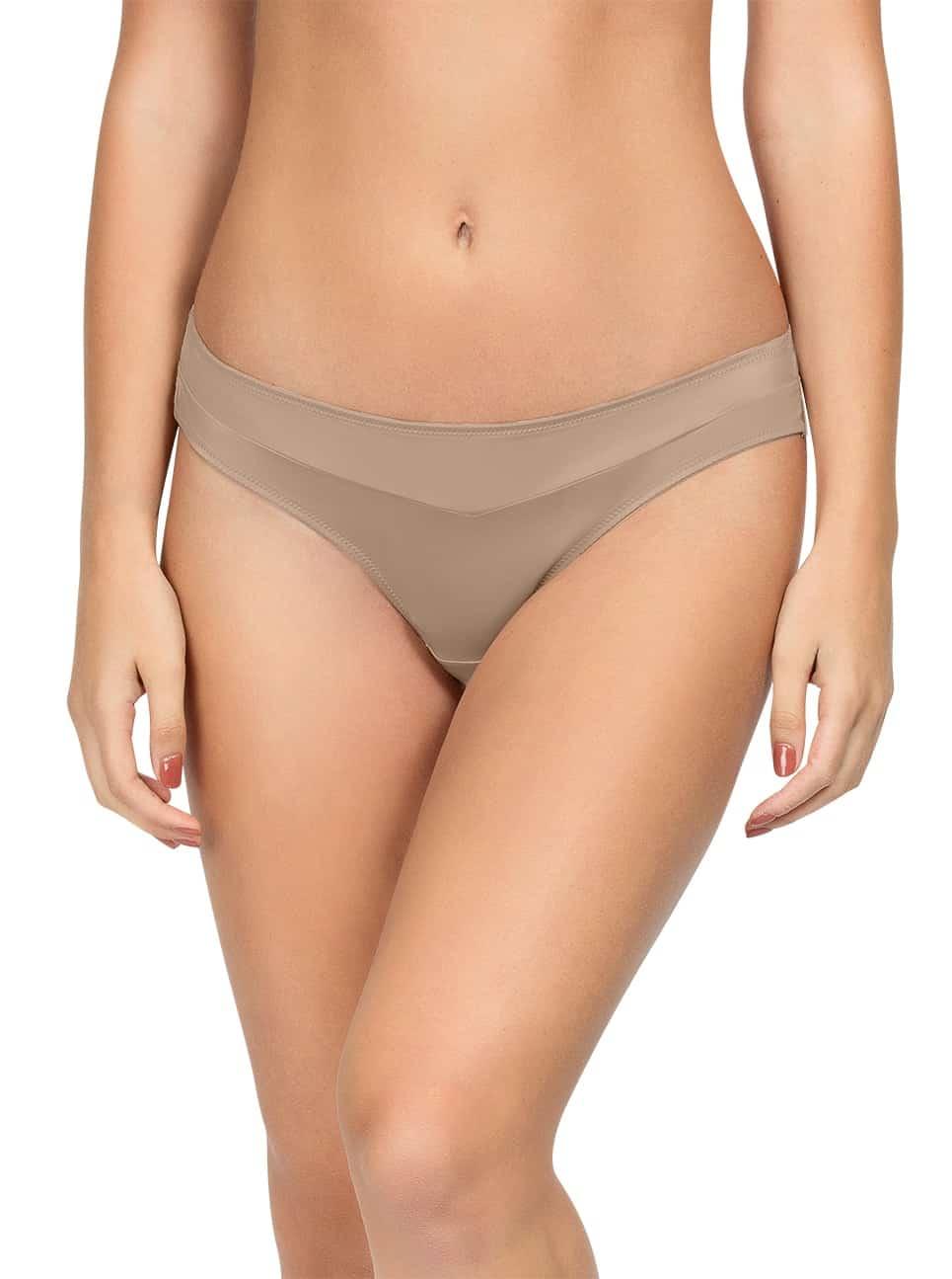 Nouveau Brazilian Thong – European Nude – A1534 1