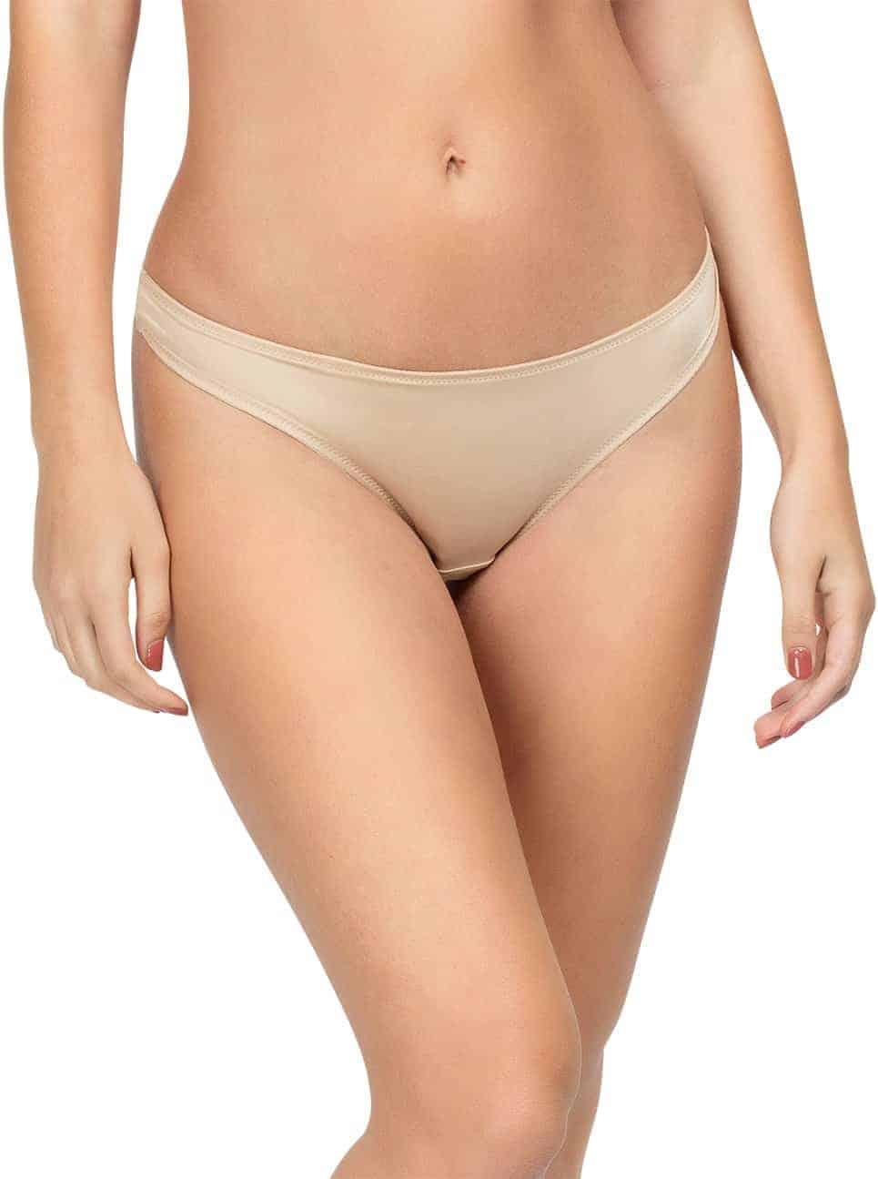 Deco Brazilian Thong – Bare – A1544 1