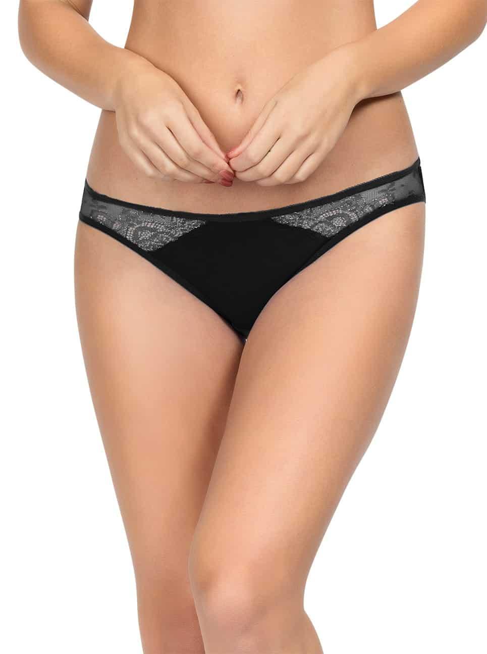 Allure Bikini – Black – A1493 1