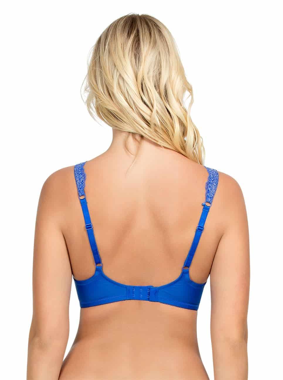 Allure Padded Bra - Dazzling Blue - A1491
