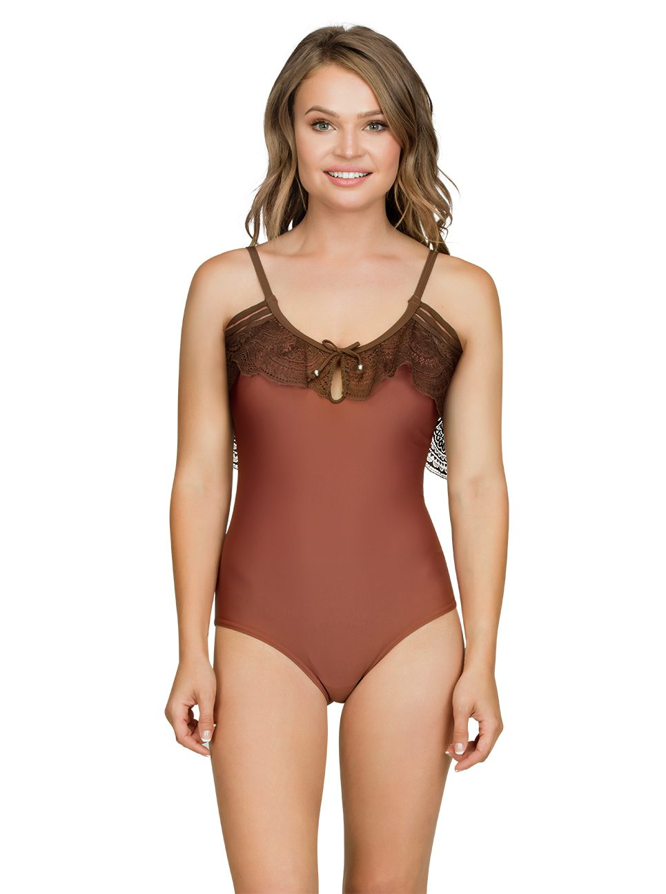 MODBYPARFAIT_Pure_OnePieceSwimsuitS8126_Terracotta_Front